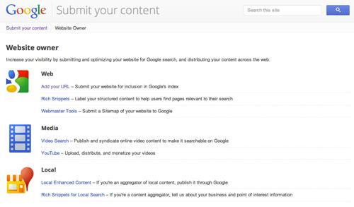 GoogleBlogSubmitURL